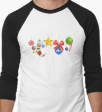 Sparkle & Candy Baseball ¾ Sleeve T-Shirt