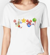 Sparkle & Candy Relaxed Fit T-Shirt