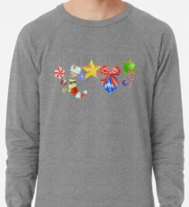 Sparkle & Candy Lightweight Sweatshirt