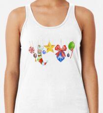 Sparkle & Candy Racerback Tank Top