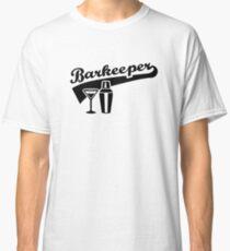 Barkeeper bartender Classic T-Shirt