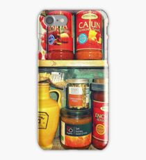 My Store Cupboard iPhone Case/Skin