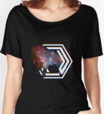King of the galaxy Women's Relaxed Fit T-Shirt