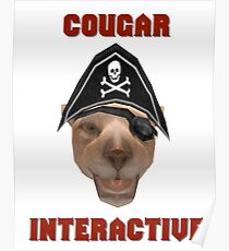 Cougar Interactive Poster