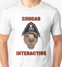 Cougar Interactive Unisex T-Shirt