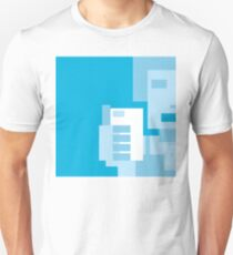 selfie - flat pixel design T-Shirt
