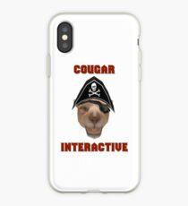 Cougar Interactive iPhone Case