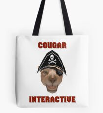 Cougar Interactive Tote Bag