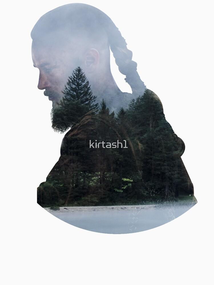 Ragnar Lothbrok - Vikings by kirtash1