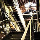 Fremantle Jail II by Richard Owen