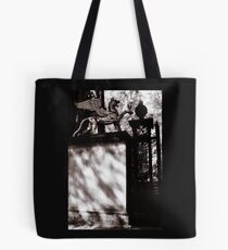Impressions from Berlin in the 90s Tote Bag
