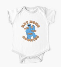 Cookie Monster Variant Kids Clothes