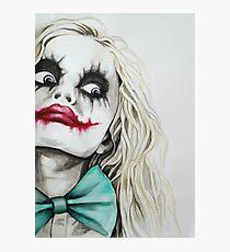 pixie joker Photographic Print