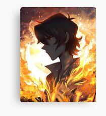 Burning in My Bones Canvas Print