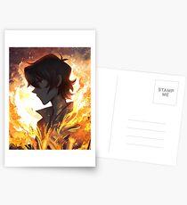 Burning in My Bones Postcards