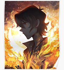 Burning in My Bones Poster