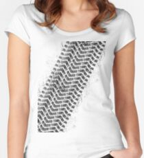Trax 1 Women's Fitted Scoop T-Shirt