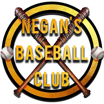 Negan's Baseball Club by WeArElectriCity