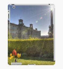 Tulips at Salts Mill iPad Case/Skin