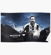 Juventus Higuain - Poster, Cover ecc.. Poster