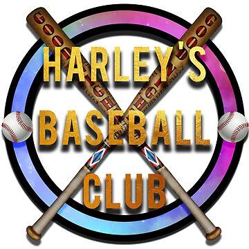 Harley's baseball club by WeArElectriCity