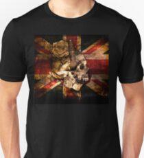 United Kingdom Skull Flag T-Shirt