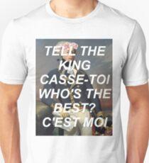 Who's The Best? C'est Moi T-Shirt