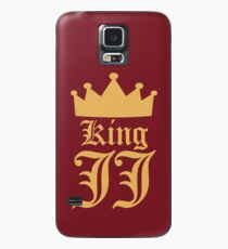 King JJ (Gold) - Style #1 Case/Skin for Samsung Galaxy
