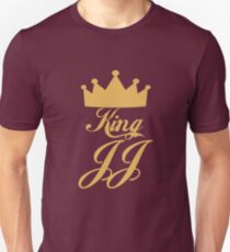 King JJ (Gold) - Style #2 T-Shirt