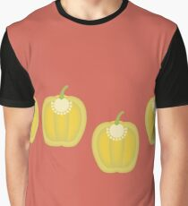 Bell Peppers Graphic T-Shirt