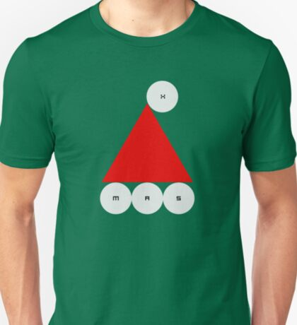Square Xmas Away T-Shirt