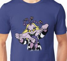 Beetlejuice - Beetlejuice 01 - Pulling Face - 3/4 shot Unisex T-Shirt