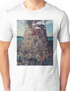 Let It Die Tower Of Barbs Unisex T-Shirt