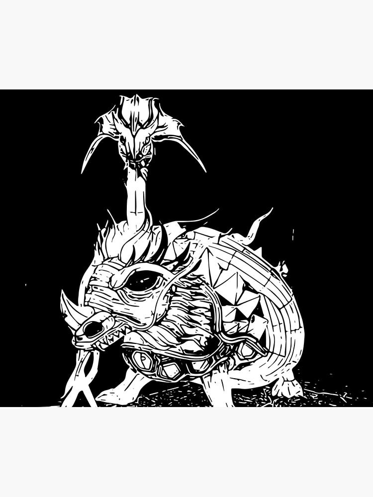 Mythical Beast by joshcaddy