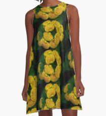 Calceolaria A-Line Dress