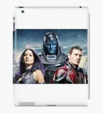 xmen apocalypse limited edition iPad Case/Skin