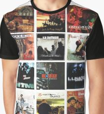french Rap - Rap français classics ALBUMS Graphic T-Shirt