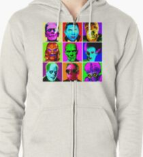 Universal Warhol Zipped Hoodie