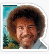 Bob Ross Sticker