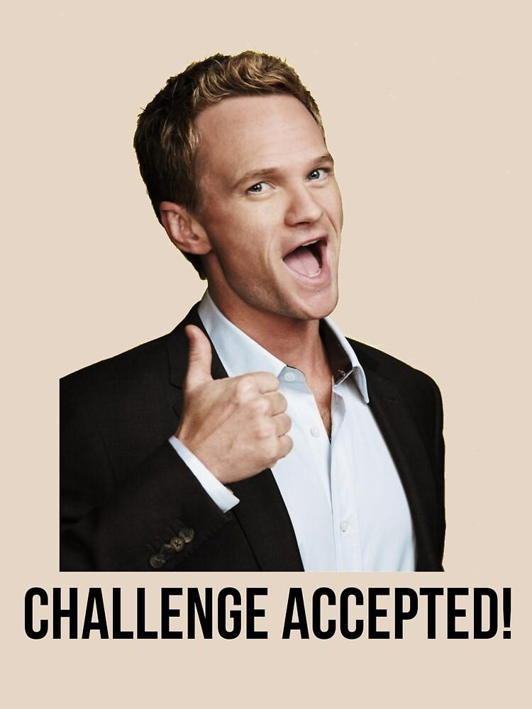 Barney Challenge de claudiamonte