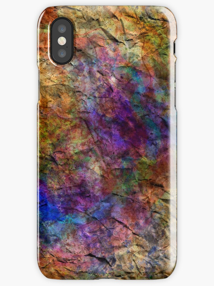 Iphone Watercolor Skin by CharlesPerrault