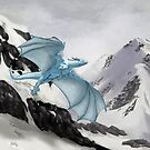 Arctic Dragon by rah-bop