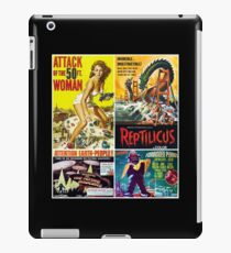 Sci-Fi Movie Poster Collection #9 iPad Case/Skin