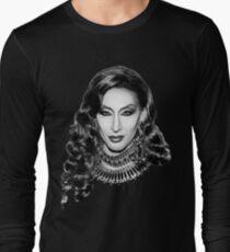 DETOX ICUNT - B & W LOOK Long Sleeve T-Shirt