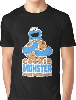 Cookie Monster - Cookie Hug Variant Graphic T-Shirt