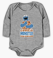 Cookie Monster - Cookie Hug Variant One Piece - Long Sleeve