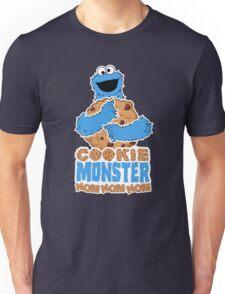 Cookie Monster - Cookie Hug Variant Unisex T-Shirt