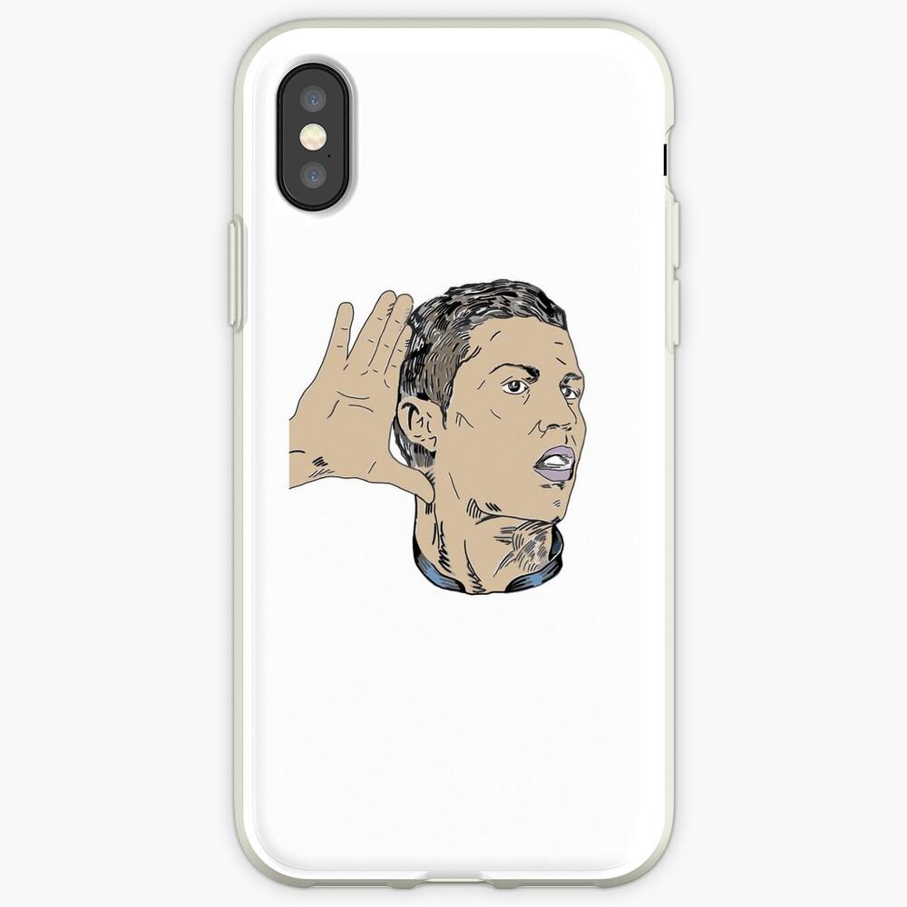 Campeone del Mundo - Cristiano Ronaldo 7  iPhone Cases & Covers