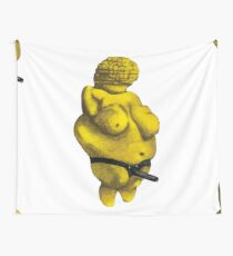 Venus of Strapondorf Wall Tapestry