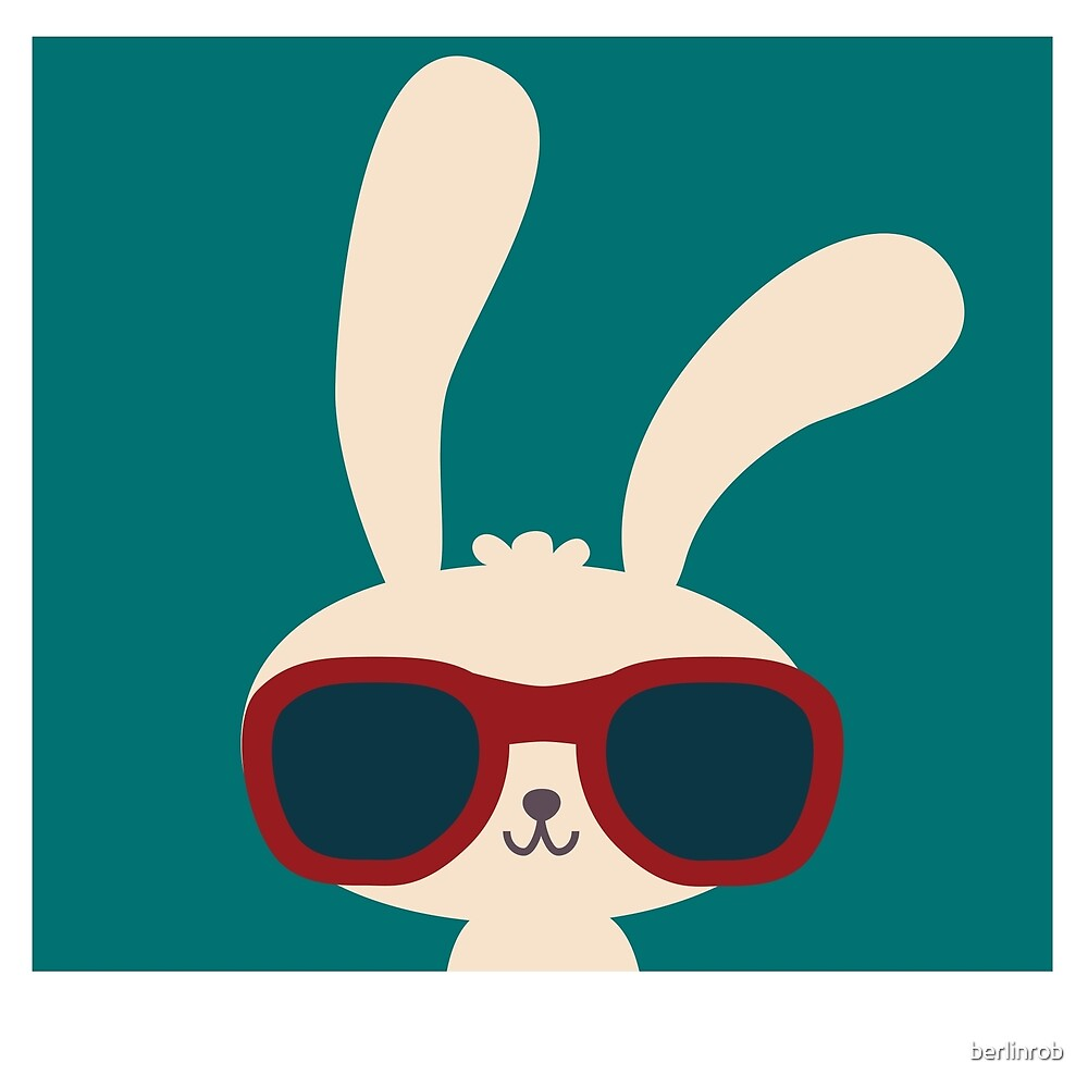 easter bunny with glasses wwwpixsharkcom images